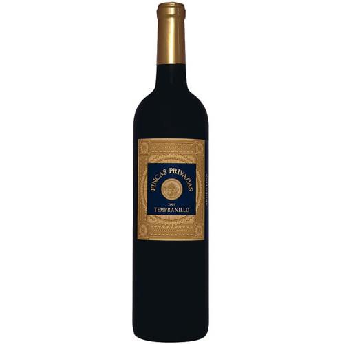 Vinho Argentino Fincas Privadas Tempranillo 750 ml