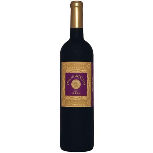 Vinho Argentino Fincas Privadas Syrah 750 ml