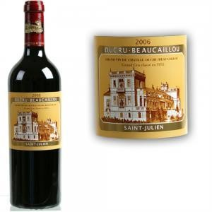 Vinho Francês Château Ducru-Beaucaillou  2010(750ml)