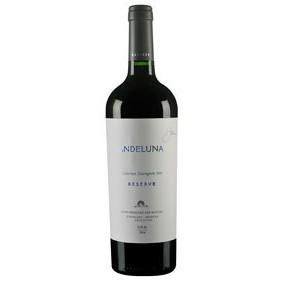 Vinho Argentino Andeluna Atitud Cabernet Sauvignon  2016(750ml)