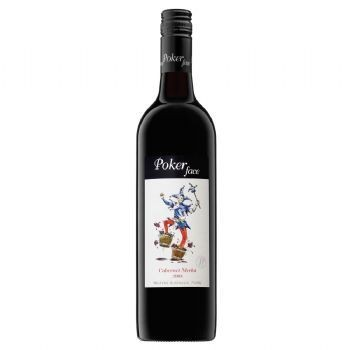 Vinho Australiano Poker Face Cabernet/Merlot 2011(750ml)