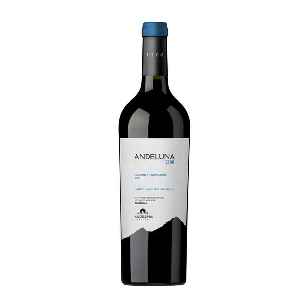 Vinho Argentino Andeluna 1300 Cabernet Sauvignon 2016(750ml)