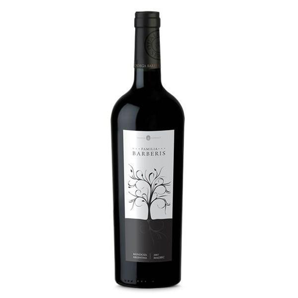Vinho Argentino Familia Barberis Malbec 2016(750ml)