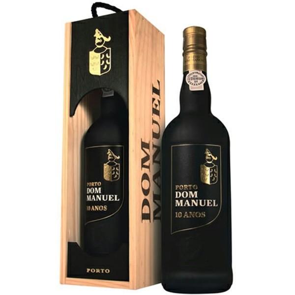 Vinho Português Porto Dom Manuel 10 Anos (750ml)