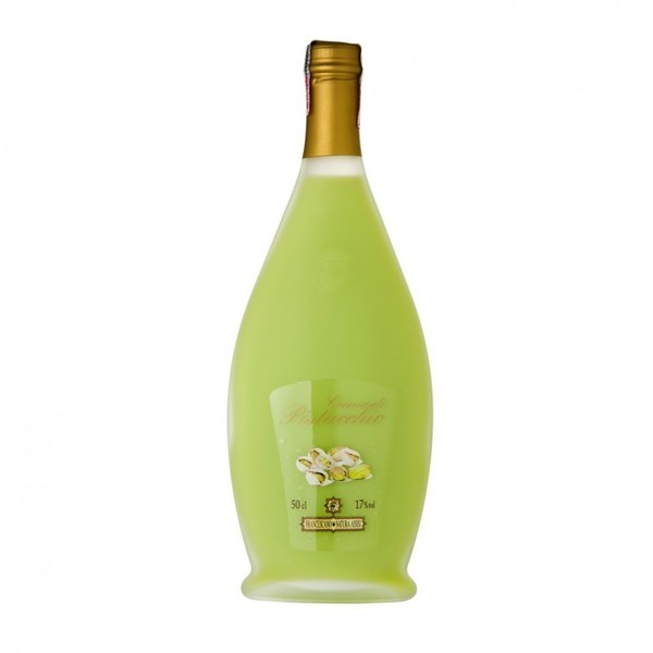 Creme Italiano de Pistache Francescano Natura Assisi  17% vol (500ml)