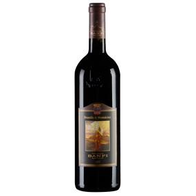 Vinho Italiano Brunello di Montalcino Castello Banfi DOCG-2013(750ml)