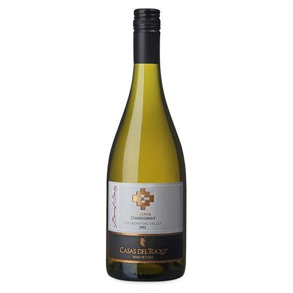 Vinho Chileno Casas del Toqui Reserva Chardonnay 2018(750ml)