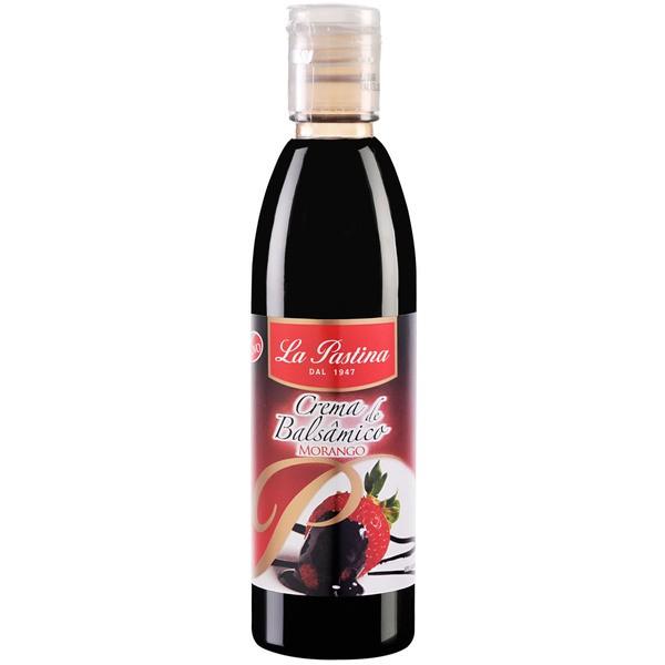 Creme de Aceto Balsâmico Italiano La Pastina Morango(250kg)