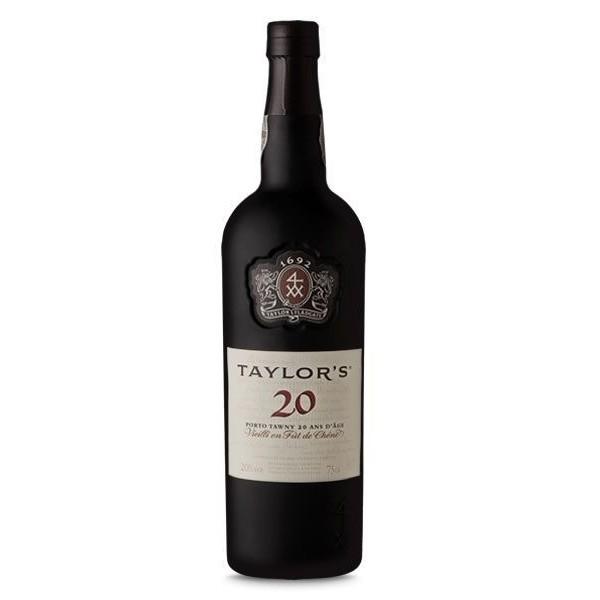 Vinho Português do Porto Taylor´s Tawny 20 anos(750ml)