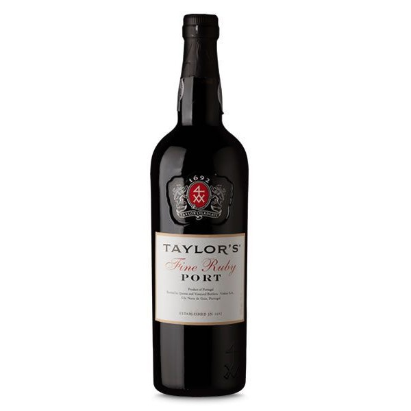 Vinho Português Do Porto Taylor´s  Ruby TTO(750ml)