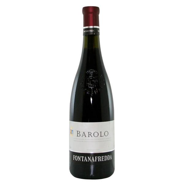 Vinho Italiano Barolo Fontanafredda 2010 Tinto(750ml)