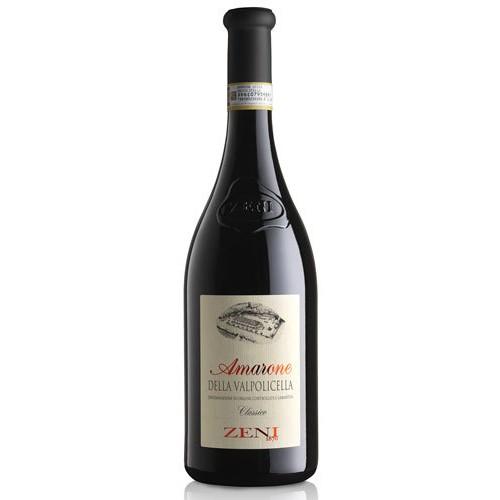 Vinho Italiano Amarone Classico della Valpolicella  Zeni Doc  2014 (750ml)