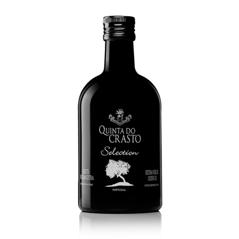 Azeite Português Quinta do Crasto Selection  Extra Virgem 0,3% Acidez(500ml)