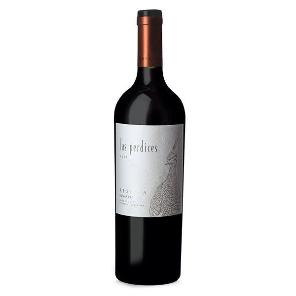 Vinho Argentino Las Perdices Reserva Bonarda 2014(750 ml)