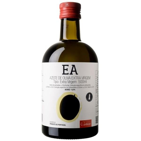 Azeite Português EA  Extra Virgem Eugenio Almeida Acidez 0,2%(500ml)