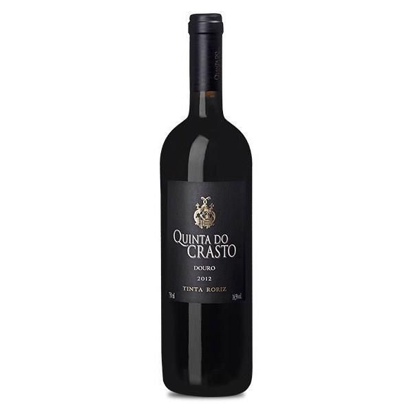 Vinho Português Crasto Tinta Roriz Tinto  2012/2015(750ml)