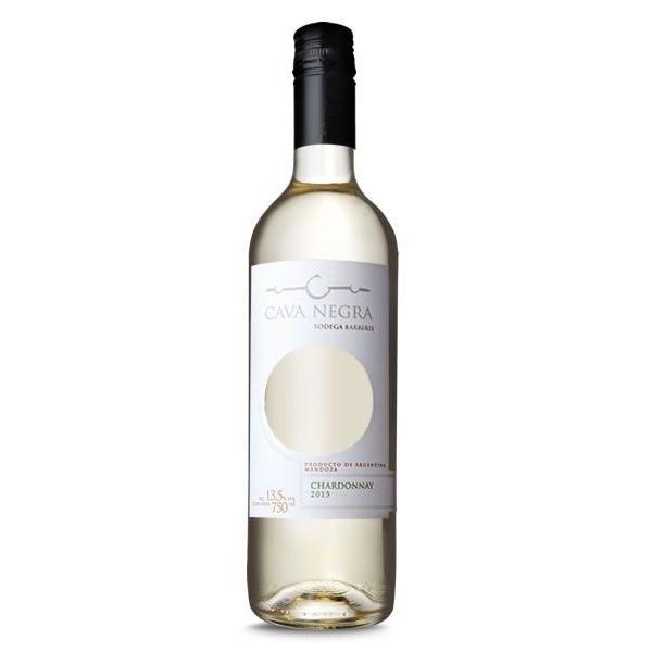 Vinho Argentino Cava Negra Chardonnay 2019(750ml)