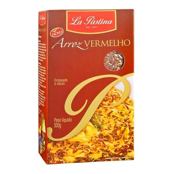 Arroz Vermelho  La Pastina Italiano (500g)