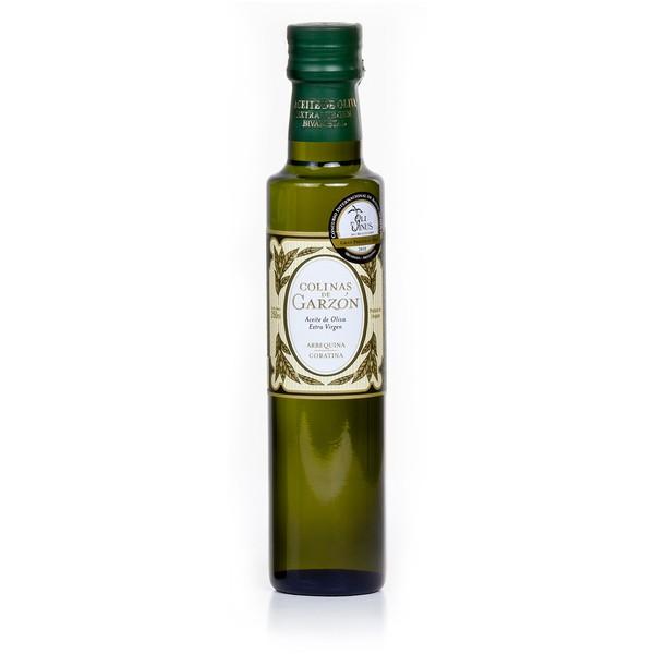 Azeite Uruguaio de Oliva Extra Virgem ´Colinas de Garzón´ - Bivarietal NV Acidez 0,2%(500ml)