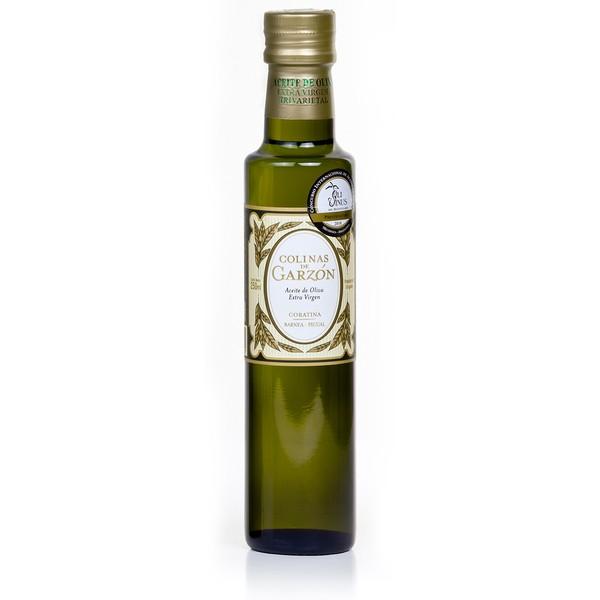 Azeite Uruguaio de Oliva Extra Virgem ´Colinas de Garzón´ - TrivarietaL NV Acidez 0,2%(500ml)