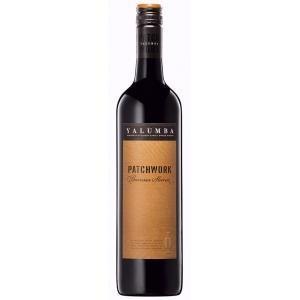 Vinho Australiano Yalumba Patchwork Shiraz 2012(750ml)