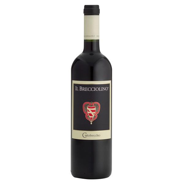 Vinho Italiano Il Breccolino  - Sangiovese/Merlot/Petit Verdot 2009(750ml)