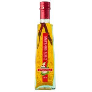 Azeite  Italiano Aglio e Peperoncino (alho e pimenta vermelha) 250ml