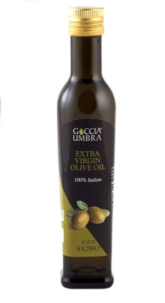 Azeite Italiano Goccia Umbra Extra Virgem Acidez 0,4%(500ml)