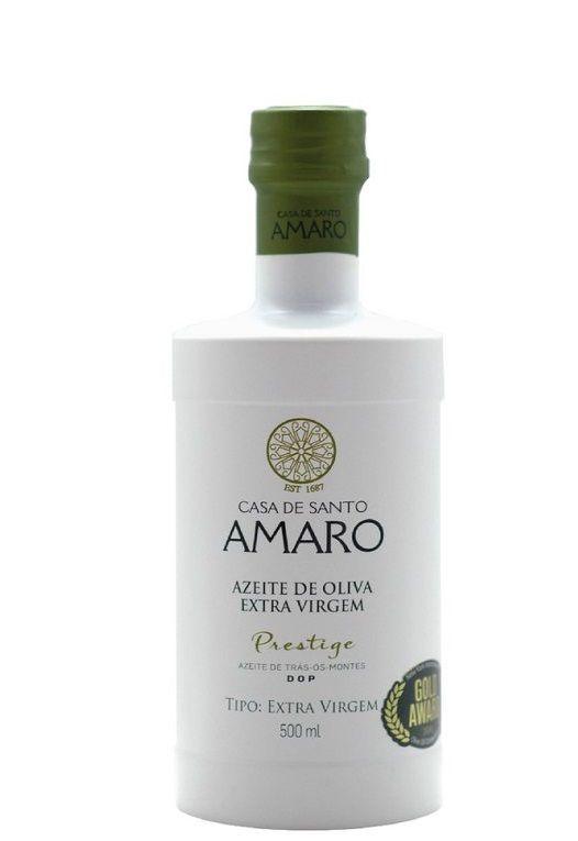 Azeite Português Extra Virgem Casa de Santo Amaro Prestige 0,2% Acidez (500ml)
