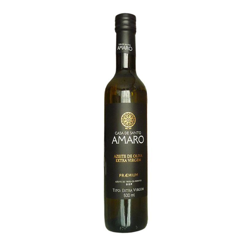 Azeite Português Extra Virgem Casa de Santo AmaroPremium 0,2% Acidez(500ml)