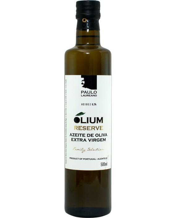 Azeite Português Extra Virgem Olium Reserve Paulo Laureano 0,2% Acidez(500ml)