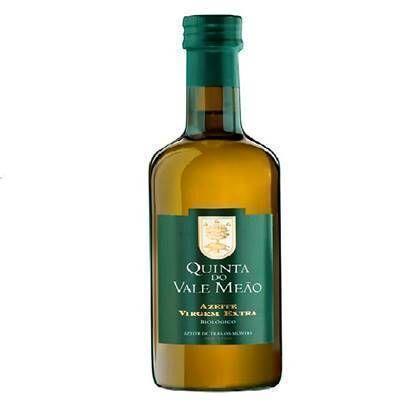 Azeite Português Orgânico Extra Virgem Quinta do Vale Meão  0,3% Acidez (500ml)
