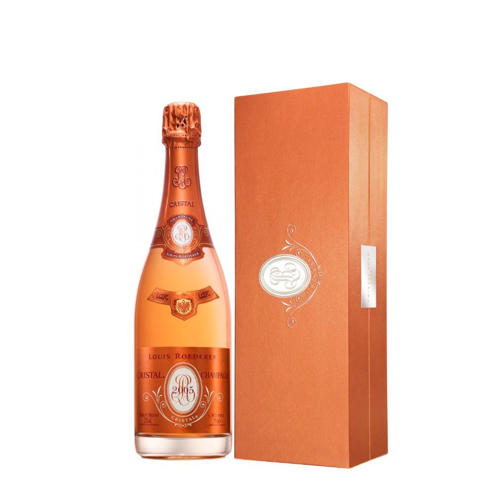 Champagne  Cristal Rose  2007(750ml)