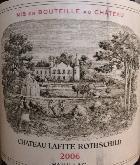 Chateau Lafite - Rothschild - 2006