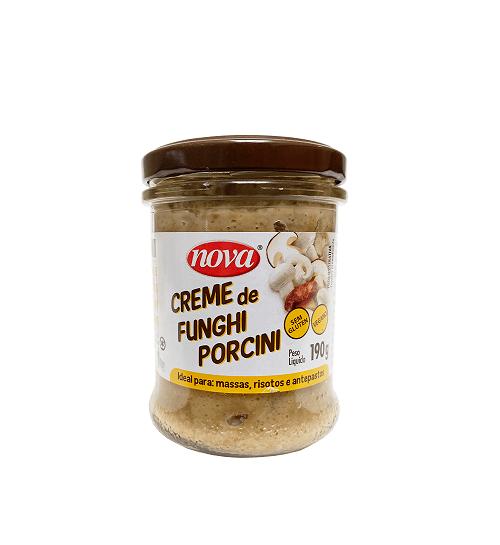 Creme De Funghi Porcini Nova (190G)