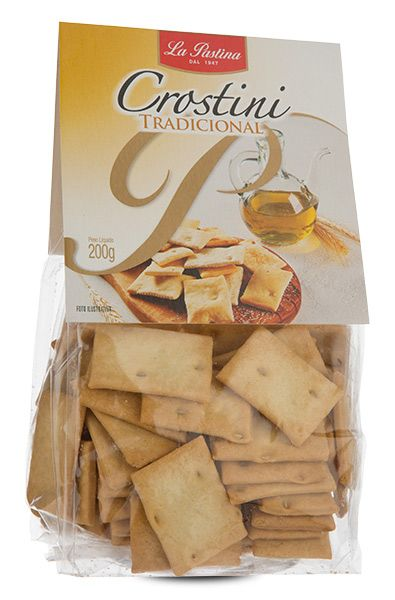 Crostini It La Pastina Natural  200g