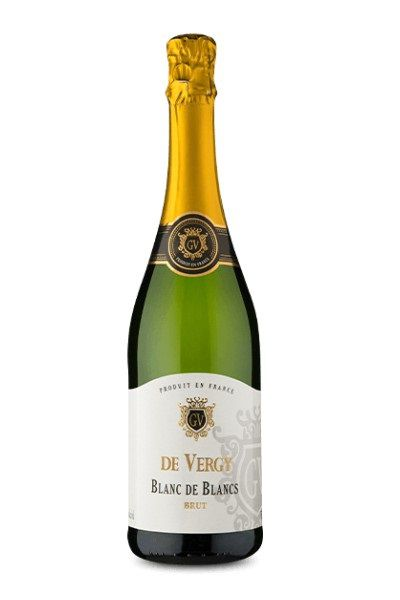 Espumante Francês de Vergy  Blanc de Blancs Brut (750ml)