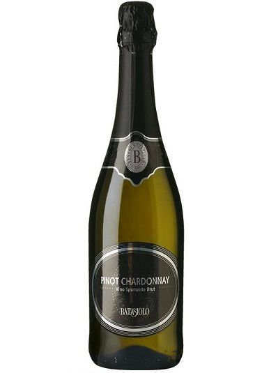 Espumante Italiano  Batasiolo Pinot Chardonnay Brut (750ml)