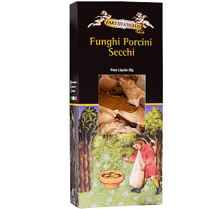 FUNGHI PORCINI SECCHI TARTUFANGELO (20 G)