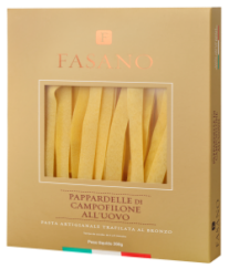 MASSA IT FASANO PAPPARDELLE ALL`UOVO (200g)