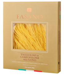MASSA IT FASANO TAGLIOLINI ALL`UOVO  (200g)