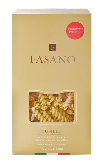 MASSA IT FASANO FUSILLI (500g)