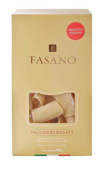 MASSA IT FASANO PACCHERI RIGATE (500g)