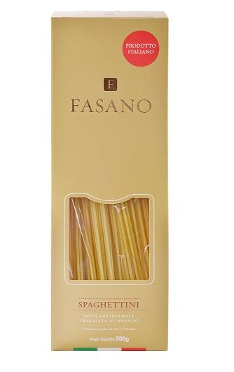 MASSA IT  FASANO SPAGHETTINI (500g)