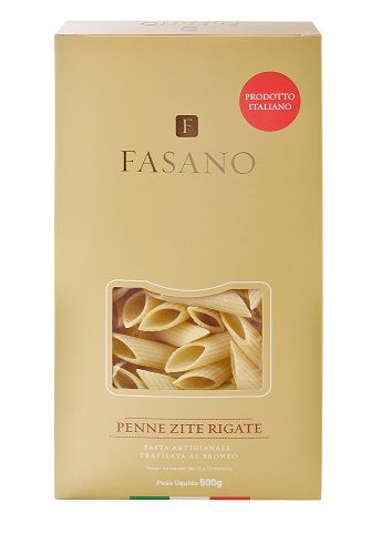 MASSA IT FASANO PENNE ZITE RIGATE (500g)
