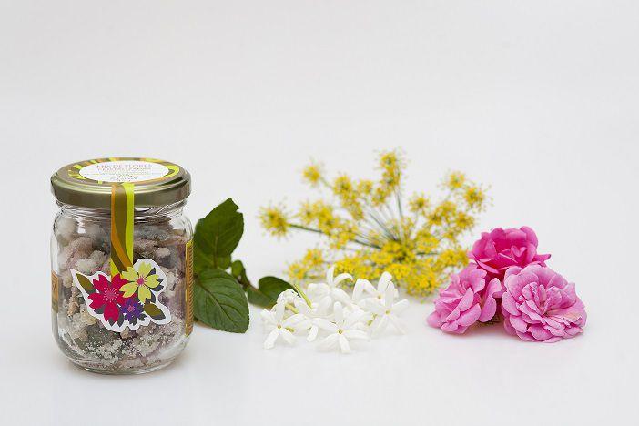 Mix de Flores Cristalizadas (45G)