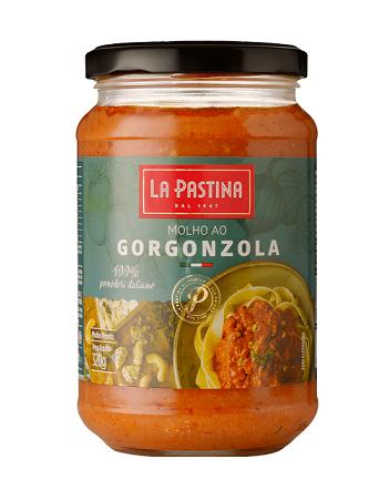 Molho Gorgonzola La Pastina (320g)
