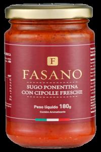 MOLHO IT FASANO CLASSICO (180g)