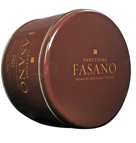 Panettone Fasano crema de cacao  (900 gramas) Na compra de 6 unidades do mesmo sabor,leva gratis 1 ESPUMANTE ITALIANO MIONETTO VIVO ORO EXTRA-DRY 750 ML