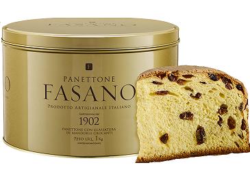 Panettone Fasano Frutas (1kg) Acima de 6 unidades do mesmo sabor ,leva gratis 1 ESPUMANTE ITALIANO MIONETTO VIVO ORO EXTRA-DRY 750 ML